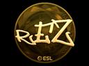 REZ (Gold) | Katowice 2019
