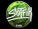 S0tF1k (Foil) | Katowice 2019
