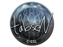 tabseN (Foil) | Katowice 2019