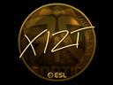 Xizt (Gold)   Katowice 2019