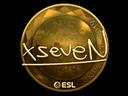 xseveN (Gold) | Katowice 2019