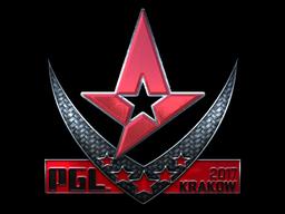 Astralis+%28Foil%29+%7C+Krakow+2017