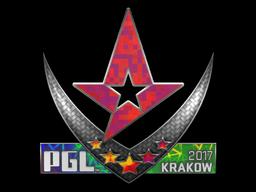 Astralis+%28Holo%29+%7C+Krakow+2017