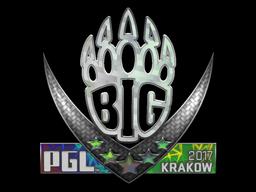 BIG+%28Holo%29+%7C+Krakow+2017