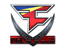 FaZe+Clan+%28Foil%29+%7C+Krakow+2017