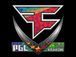 FaZe+Clan+%28Holo%29+%7C+Krakow+2017