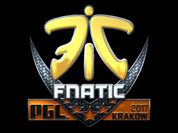 Fnatic+%28Foil%29+%7C+Krakow+2017