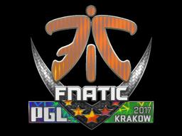 Fnatic+%28Holo%29+%7C+Krakow+2017