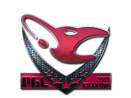 mousesports+%28Foil%29+%7C+Krakow+2017