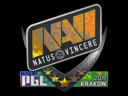 Natus+Vincere+%28Holo%29+%7C+Krakow+2017
