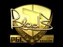 B1ad3 (Gold) | Krakow 2017