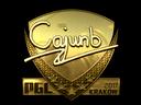 cajunb (золотая) | Краков 2017