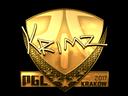 KRIMZ (Gold) | Krakow 2017