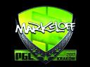 markeloff (Foil) | Krakow 2017
