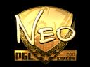 NEO (Gold) | Krakow 2017