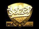 seized (Gold) | Krakow 2017