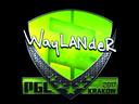 wayLander (Foil) | Krakow 2017
