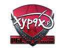 Xyp9x (Foil) | Krakow 2017