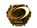 Sticker | compLexity Gaming (Gold) | London 2018