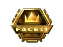 Sticker | FACEIT (Gold) | London 2018