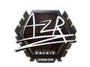 AZR | London 2018
