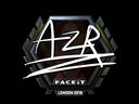 AZR (Foil) | London 2018