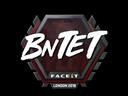 BnTeT | London 2018