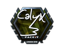 Calyx (Foil) | London 2018