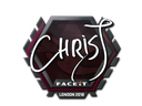 chrisJ | London 2018