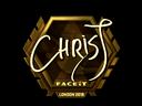 chrisJ (Gold) | London 2018