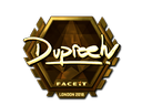 dupreeh (Gold) | London 2018