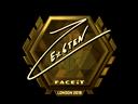 Ex6TenZ (Gold) | London 2018