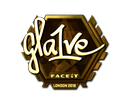 gla1ve (Gold) | London 2018
