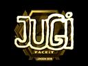 JUGi (Gold) | London 2018