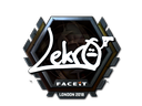 Lekr0 (Foil) | London 2018