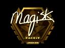 Magisk (Gold) | London 2018