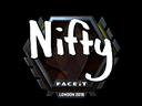 Nifty (Foil) | London 2018