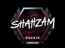 ShahZaM (Foil) | London 2018