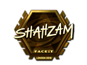 ShahZaM (Gold) | London 2018