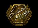 SmithZz (Gold) | London 2018