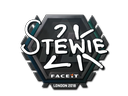 Stewie2K | London 2018