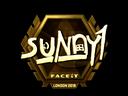 suNny (Gold) | London 2018