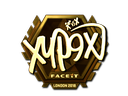 Xyp9x (Gold) | London 2018