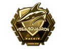 Sticker | Vega Squadron (Gold) | London 2018