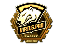 Sticker | Virtus.Pro (Gold) | London 2018