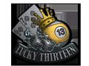 Lucky 13 (Foil)