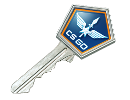 Unique Operation Vanguard Case Key