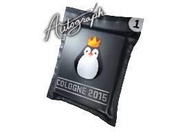 Autograph Capsule | Team Kinguin | Cologne 2015