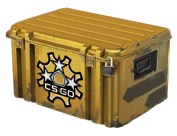 Open Revolver Case case CS:GO
