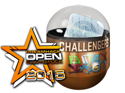 DreamHack+Cluj-Napoca+2015+Challengers+%28Foil%29
